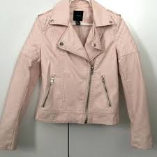 pink leather jacket baby pink leather jacket womens baby pink leather jacket