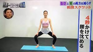 筋肉 体操 ダイエット