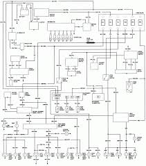 Toyota land cruiser 1996 electrical wiring diagram series prado