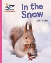 Buy Reading Planet - In the Snow - Pink A: Galaxy by Sasha Morton With Free  Delivery | wordery.com