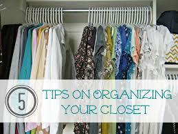 master closet organization on