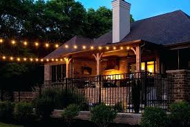 outdoor patio string lights weatherproof commercial grade globe bulbs canada light strings for spectacular