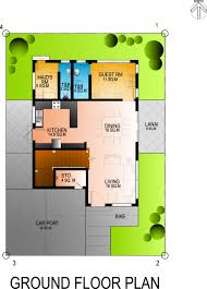 4 y residential building floor plan modern house plans with dimensions pdf 1g