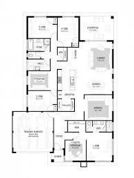 gallery of four square ii prairie floor plan tightlines designs simple mesmerizing house plans
