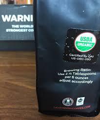 Review Death Wish Coffee 20 Usd Creaky Bottom Bracket