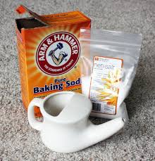 neti pot sinus relief baking soda and neti salt proper proportions for making