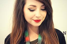 let 39 s be real one of everyone 39 s favourite things about zoella is undoubedly her gorgeous ombre thick long locks zoe is tiny in size