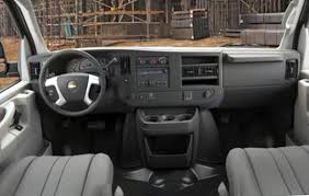2018 chevrolet express passenger van. contemporary chevrolet 2018 chevrolet city express interior for chevrolet express passenger van r