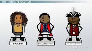 Who Led The Haitian Revolution