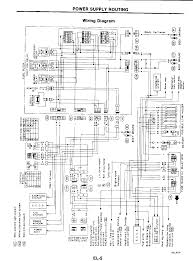 nissan 240sx wiring diagram nissan wiring diagrams power supply wiring diagram nissan 300zx