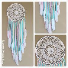 Where Are Dream Catchers From 100 ideas about Crochet Dreamcatcher on Pinterest Dream 23