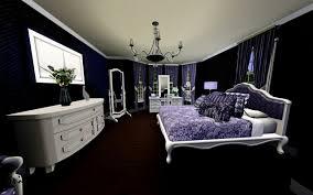 Purple And Black Bedroom Decor Purple And Black Bedroom Designs Purple Black Bedroom Designs