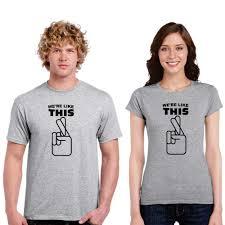 Nice Couple Shirt Designs Cute Couple Tee Shirt Ideas Tissino