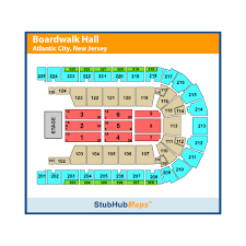 Boardwalk Hall Seating Chart Luke Bryan Boardwalk Hall Events And Concerts In Atlantic City