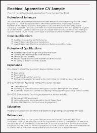 Electrician Resume Example Stunning Journeyman Electrician Resume Examples Example Sample Gallery All