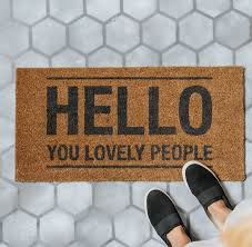Doormats - Our Pick of the Best   Ideal Home