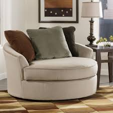 Round Living Room Chair Round Swivel Chairs For Living Room