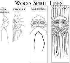 Wood Carving Patterns Enchanting 48 Carving Wizard Staff Wood Carving Patterns Wood Carving