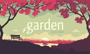 Garden Designed By Garden Beauteous Garden Web Design Design