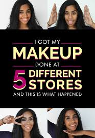 makeup counter adventures a woman of color s account all mixd up beauty