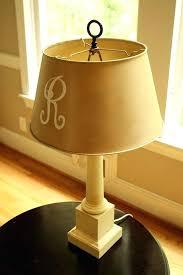 monogrammed lamp shades f designs custom monogrammed lampshade monogrammed linen lamp shades monogrammed lamp shades