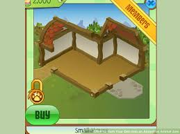 image titled turn your den into an airport on animal jam step 1