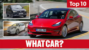 Best <b>Electric</b> Cars <b>2020</b> (and the ones to avoid) – Top 10s | What Car?