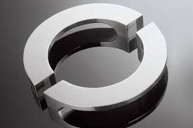 Decorating circular door images : Ara Door Pulls | Architectural | Forms+Surfaces
