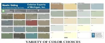 House Siding Colors Lowes Mastic Siding Color Charts Vinyl