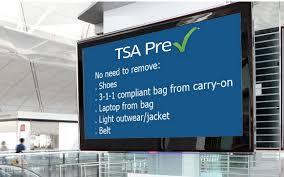 Pre-check Free Global Tsa For Or Entry