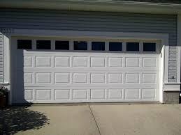 double garage doors with windows. Standard Double Wide Insulated Steel Garage Door With Windows East Regina, Regina Doors A