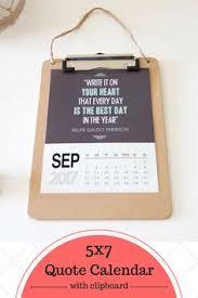 write in calendar 2018 2018 calendar 5x7 calendar quote calendar inspirational calendar