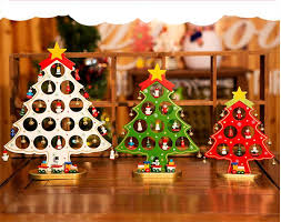 gift mini table xmas trees decoration wood tree with ornament diy tree high quality trees free china tree decoration sup