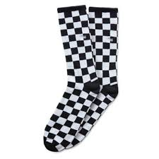 Checkerboard II Crew Socks (<b>1 Pair</b> Pk) | Checkerboard | Vans