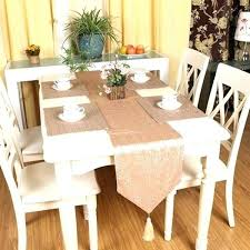 dining table runners inch by inch