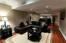 Basement Designs Ideas Impressive Astounding Basement Living Rooms Room Color Schemes Design Small