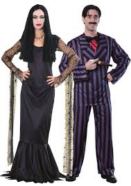 gomez and morticia costumes sc 1 st chasing the frog