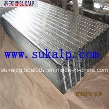 used corrugated roof sheet