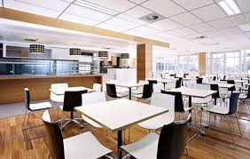 office cafeteria. Cafés Are Meant To Be Places Where Individuals Can Head After Work Or During Break Time Get Some Nice Relaxation. Now A Poorly Designed Café Will Not Office Cafeteria