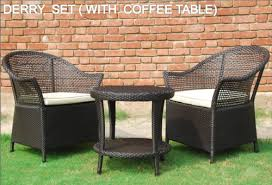 coffee chair and table set garden
