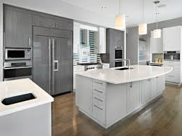 Grey Stained Kitchen Cabinets Grey Stained Oak Kitchen Cabinets Outofhome