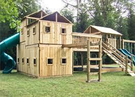 big backyard swing sets playground ideas wooden childrens set plans slide and