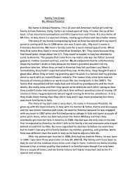 essays about family a summer vacation essay essay my vacation do  family essays