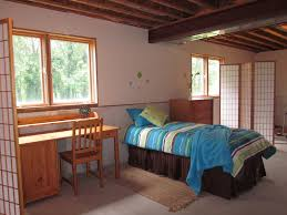 Bedroom  Unfinished Basement Bedroom Ideas Together With - Ununfinished basement before and after