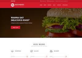 Restaurant Website Templates Custom Restaurant Responsive Website Templates Free Download Ease Template