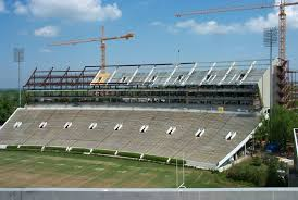 Mississippi State University Davis Wade Stadium Addition