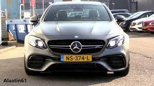 Consider, by comparison, mercedes' own amg gle63 s. 2018 Mercedes Amg E63 S 4matic New Full Exhaust Sound In Depth Review Interior Exterior Youtube