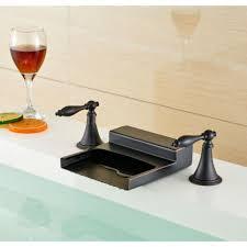 nantes oil rubbed bronze waterfall dual handle bathroom sink faucet rh junoshowers com kokols oil rubbed
