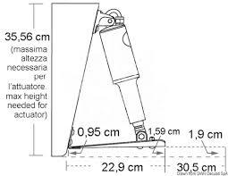 lenco trim tab kit standard installation aggiungi al carrello
