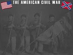 The American Civil War Powerpoint Template 2 Adobe